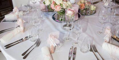 """Unser """"gedeckter Tisch"""" für Restaurants."""