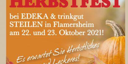 Herbstfest am 22. & 23.10.2021